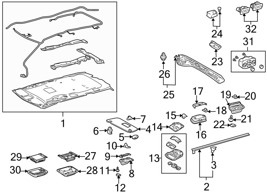 PANELLING AND LINING 24368 also Toyota Previa Parts Diagram Door in addition PANELLING AND LINING 27401 additionally PANELLING AND LINING 26888 besides Ford C 4 Chrome Steel Transmission Dipstick 18 3 4 Inch Sp7404. on toyota grab handle